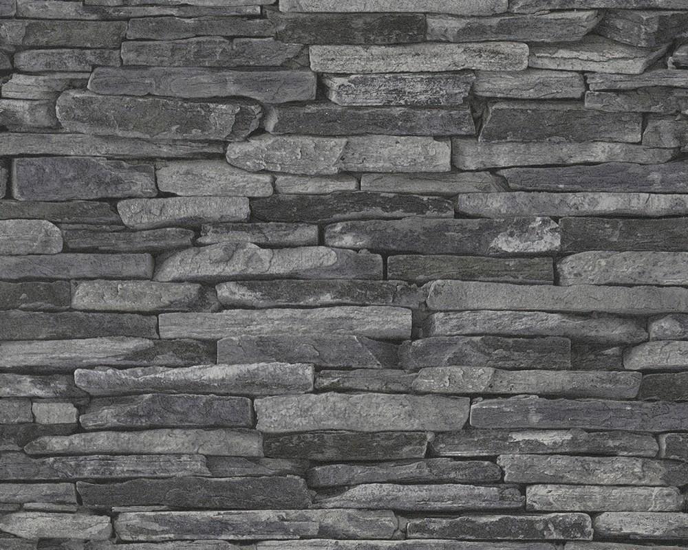 stein tapete wohnzimmer | jtleigh.com - hausgestaltung ideen