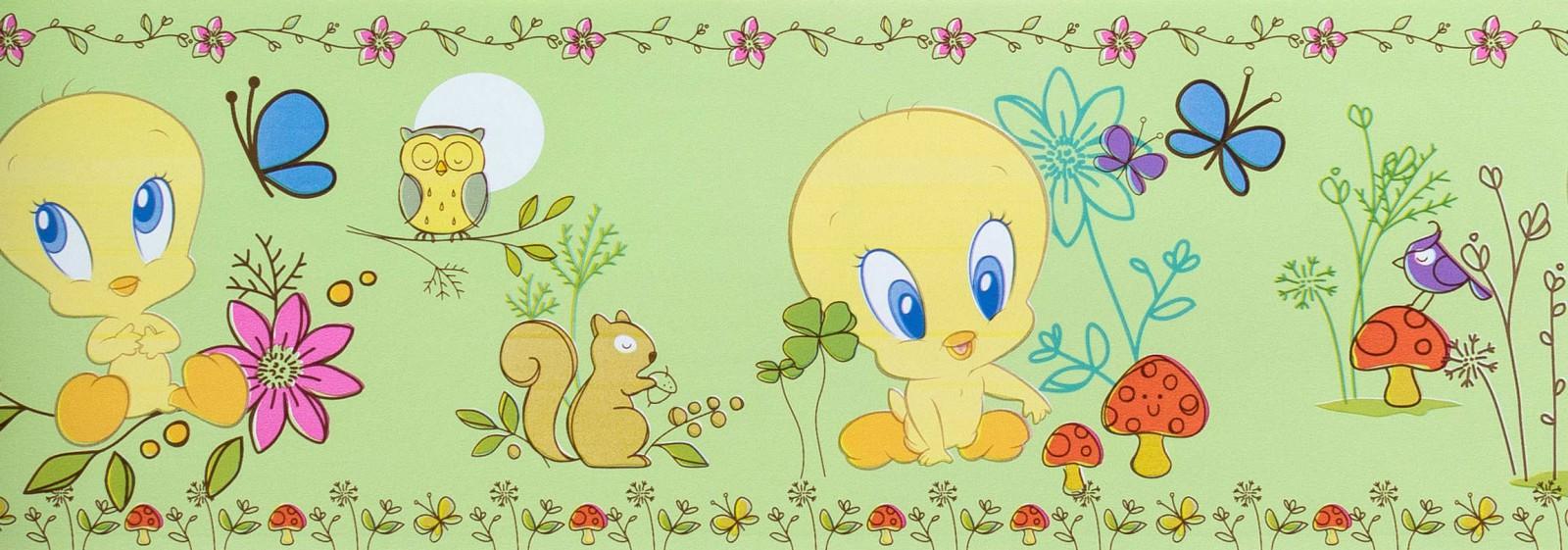 Baby looney tunes wallpaper border - photo#10
