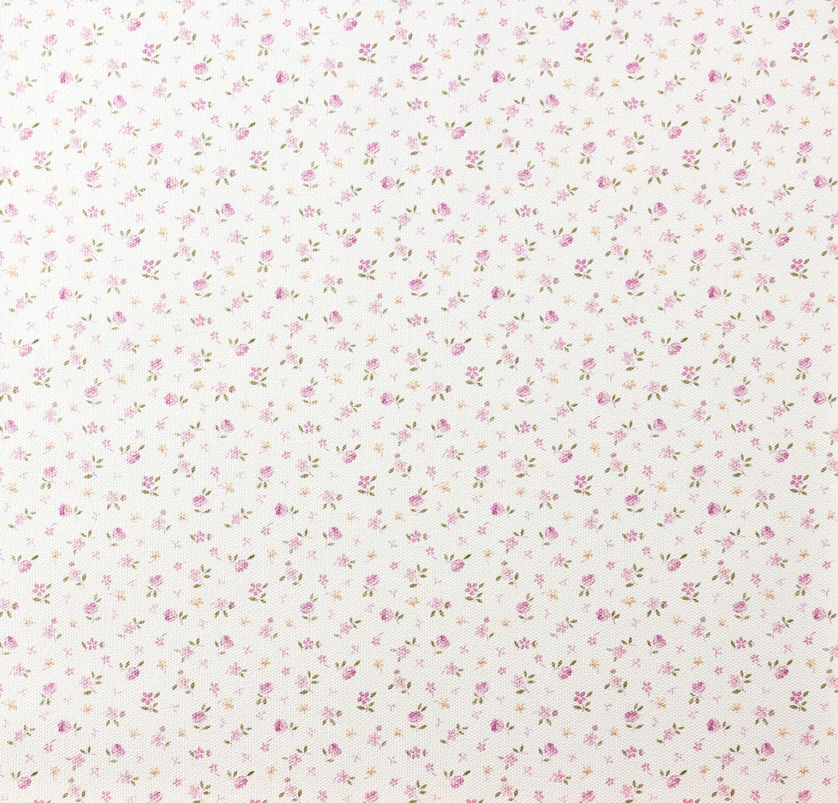 cottage style wallpaper fleuri pastel a s 93768 2 937682 flowers rose green white. Black Bedroom Furniture Sets. Home Design Ideas