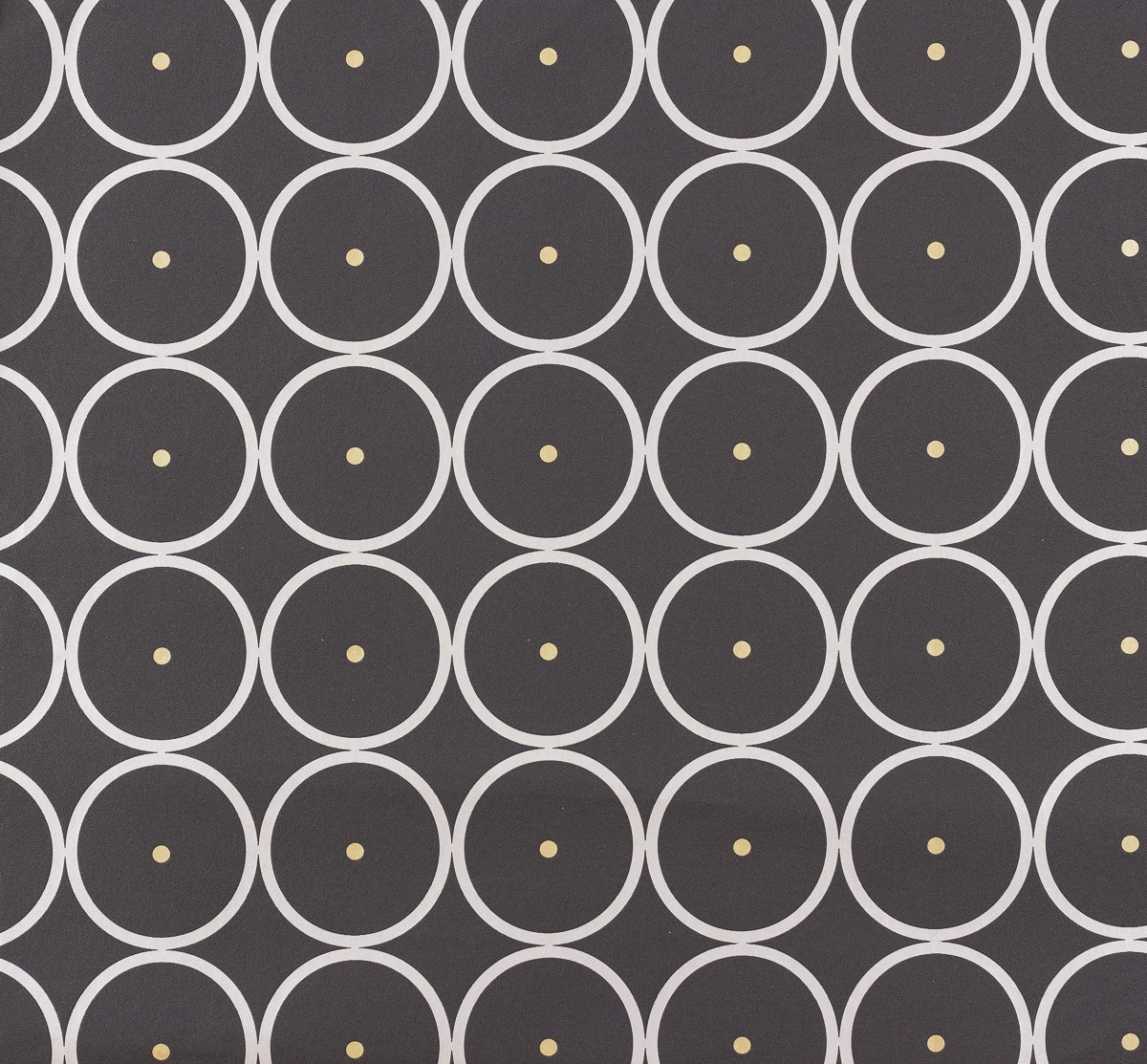 Gray Circles Wallpaper Circles Anthracite Grey