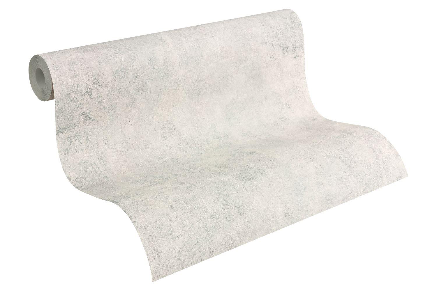 Schöner Wohnen Tapete Concrete : non-woven wallpaper cement loft grey ...