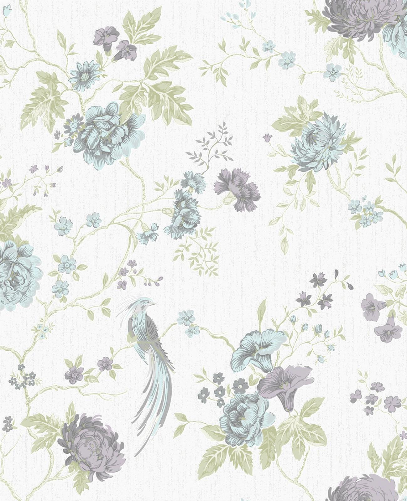 top wallpaper floral cream blue graham brown glitterati with vliestapete floral