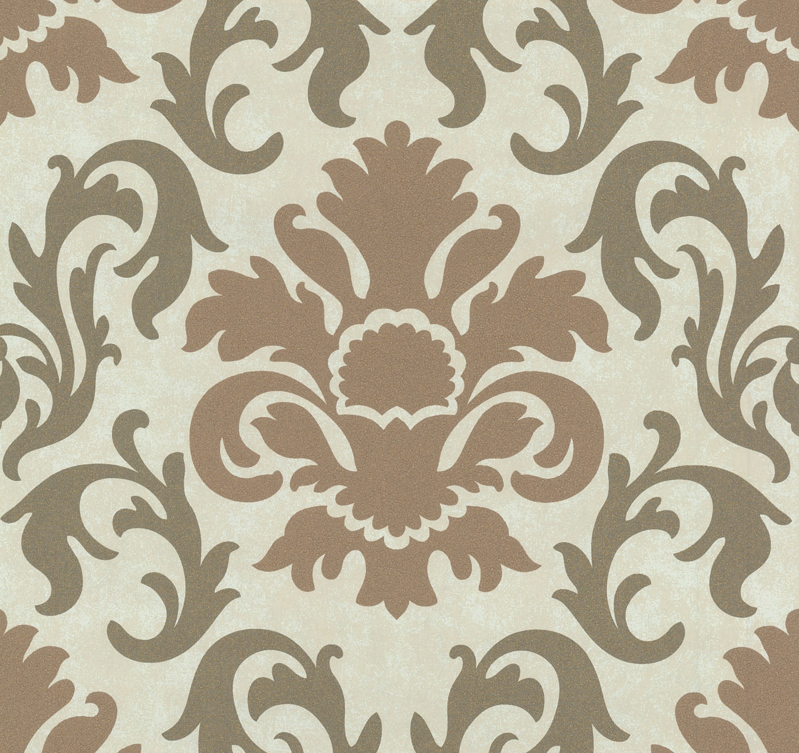 Wallpaper baroque beige brown Carat PS 13343-50