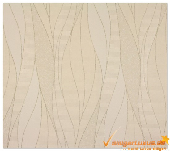 Marburg Tapeten The Wall : Non-woven wallpaper Marburg Wohnsinn wallpaper 51414 beige
