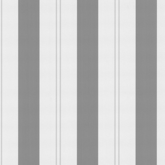 Wish wallpaper 05617 50 0561750 paper wallpaper stripes for Grey and white wallpaper