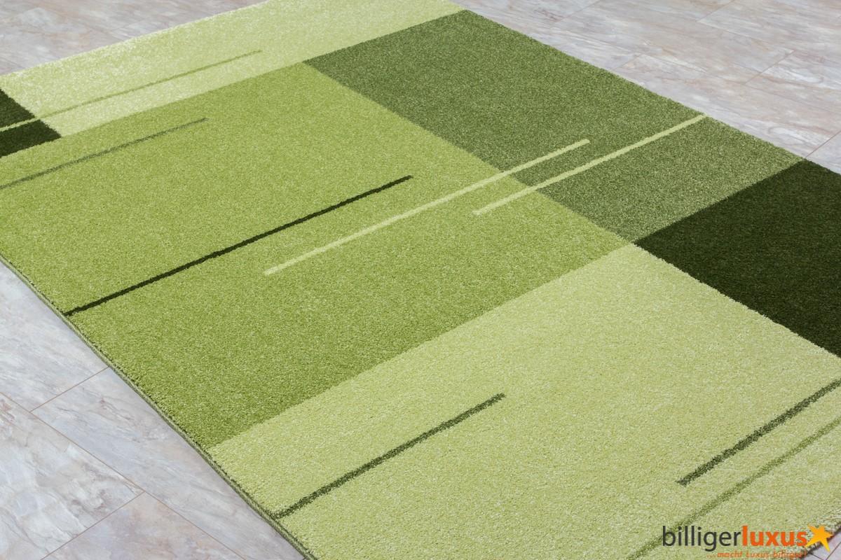 Teppich Astra Samoa grün klassisch