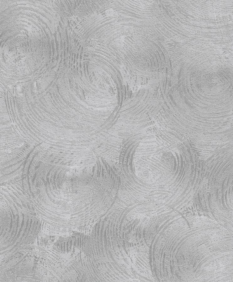 Lars Contzen Tapete Grau : Wallpaper Rasch City Lights non-woven wallpaper 902525 retro silver