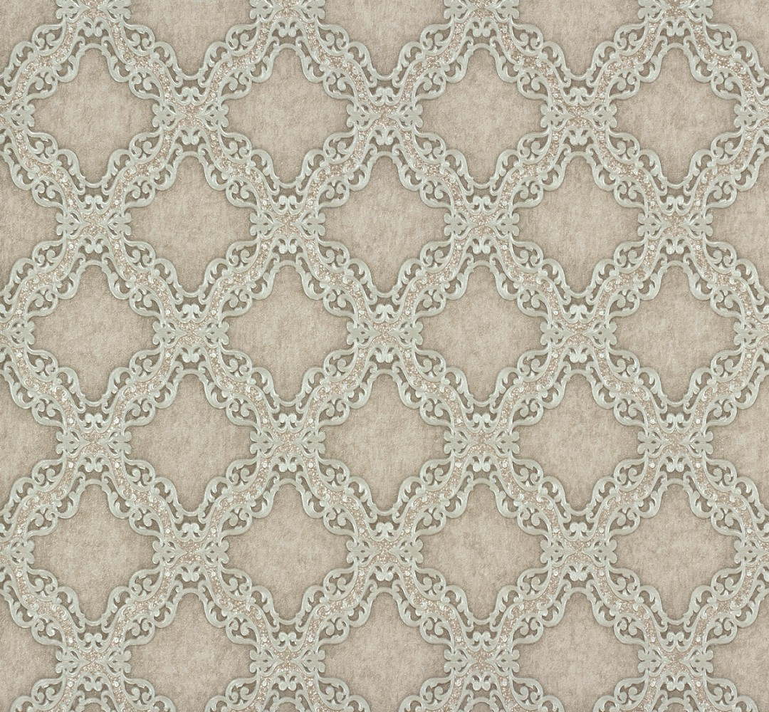 erismann vliestapete delia tapete 5816 05 581605 barock rosa wei metallic. Black Bedroom Furniture Sets. Home Design Ideas